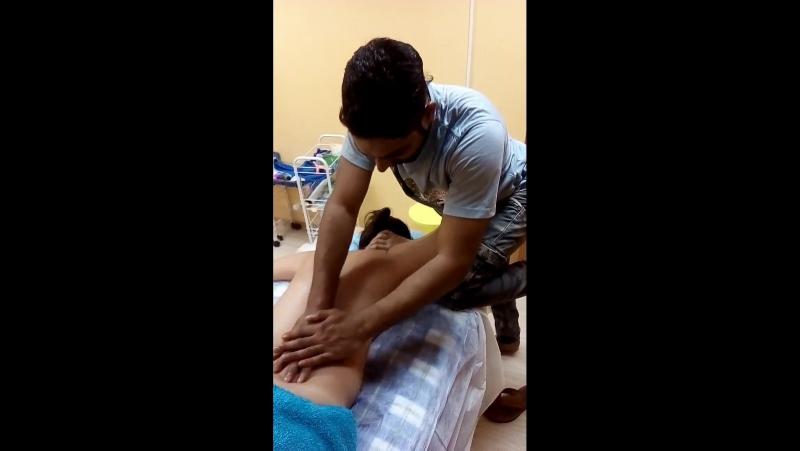Gurwinder Singh, крутой массажист в студии Флоат Dreams