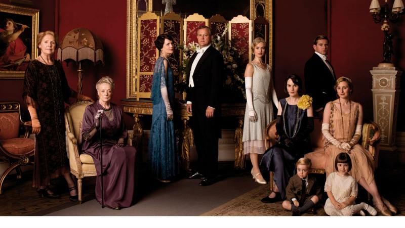 Downton Abbey/Аббатство Даунтон
