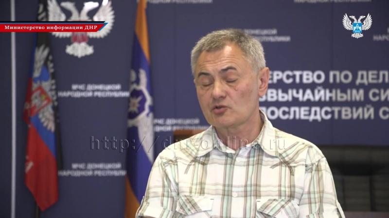 Бесконтрольный накопитель химических отходов Славянского «Химпрома» несет экологическую угрозу