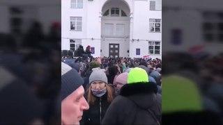 Митинг в Кемерово Врач сказал правду про погибших