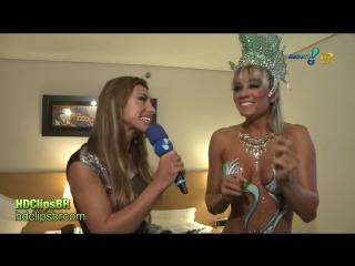 Brazilian Carnival Girls - JuJu Panicat se Preparando   Brazilian Girls vk.com/braziliangirls