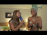 Brazilian Carnival Girls - JuJu Panicat se Preparando | Brazilian Girls vk.com/braziliangirls