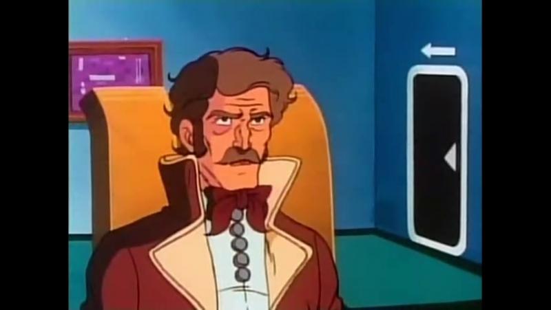 Voltron - Defensor del Universo (1982) - 47 JUnta en la Cumbre