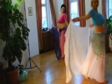 Sophie mei and sophie cooper nude belly dance