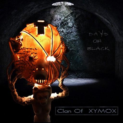 Clan Of Xymox альбом Days of Black
