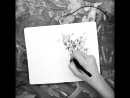Newsky_artbook. Flowers. 1