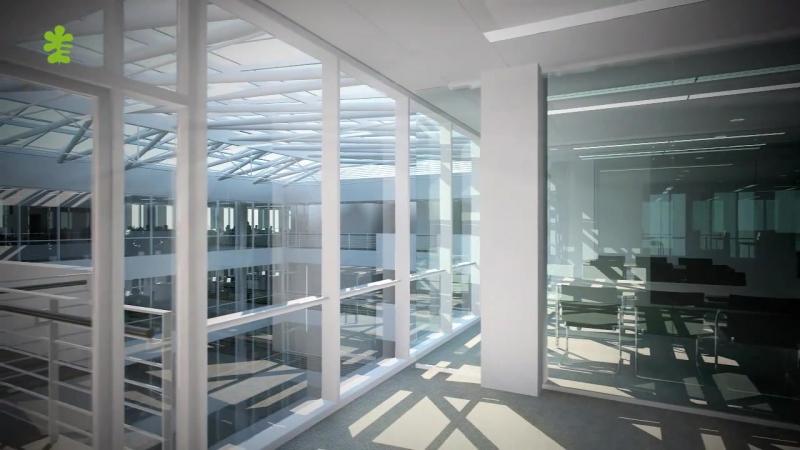 Richard Meier Partners Architects - City Green Court - arthitectural.com