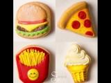 Какая печенька самая красивая?