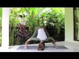 SLs Йога Флоу _ Мягкая растяжка _ Йога для начинающих _ Йога на Бали _