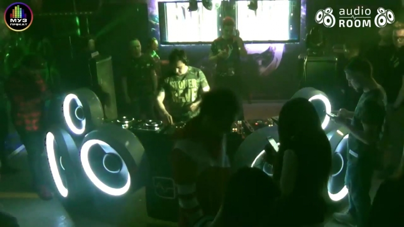 AUDIO ROOM - DJ ANDREY GORBACHEV - Military Party (23-02-2018)