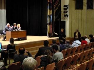 Публичные слушания по озеру Лебяжье (23.06.2017)