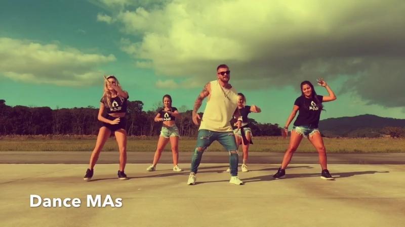 Despacito - Luis Fonsi (ft. Daddy Yankee) - Marlon Alves Dance MAs. А настроение уже лето. Текила в погребе ждет судного дня