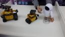 Роботы Ева и Валл-и