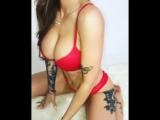 Игривая брюнетка, большие сиськи, boobs, milf, sex