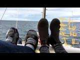 Alison Sudol Instagram Story - To Antarctica #3 Happy Feet