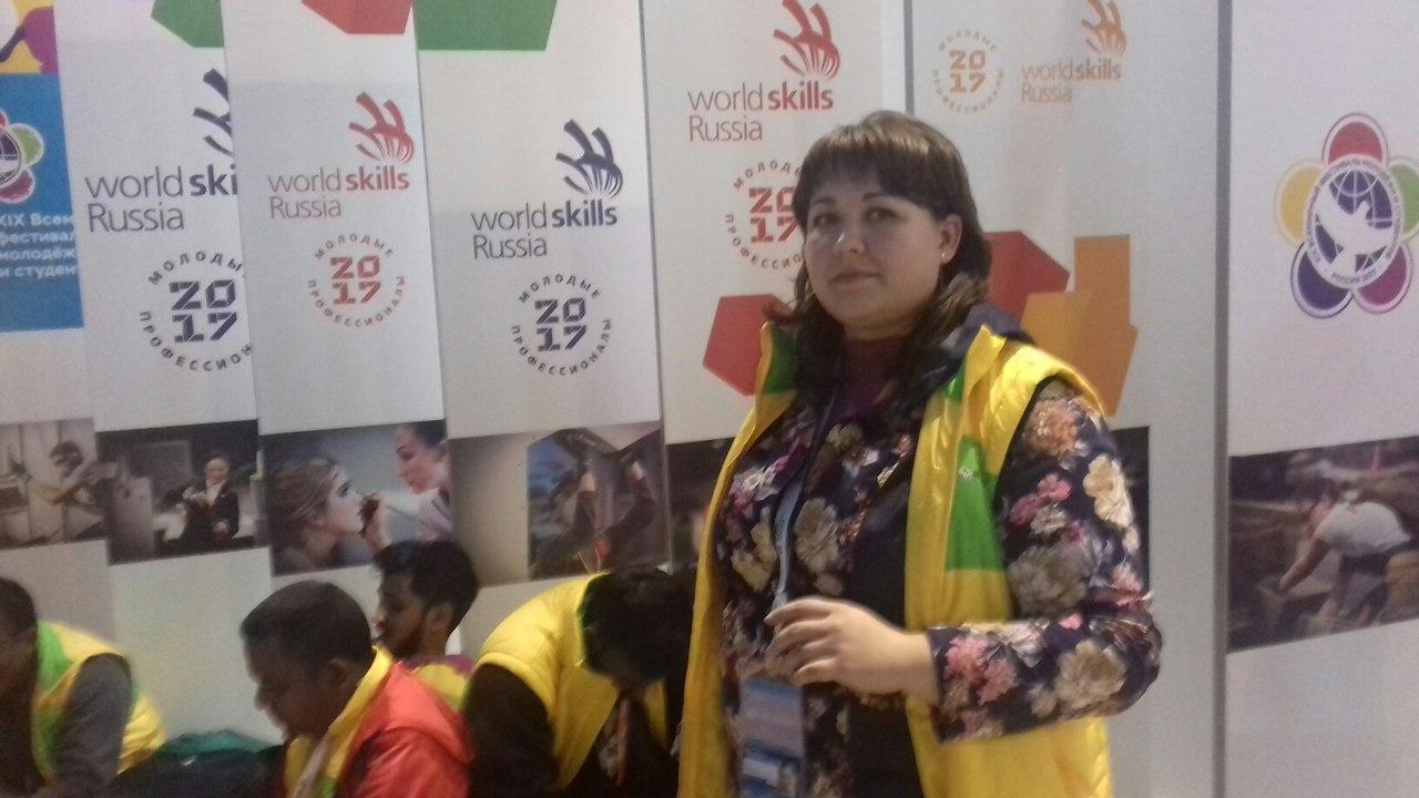 Галина Безрукова принимает активное участие во всех акциях