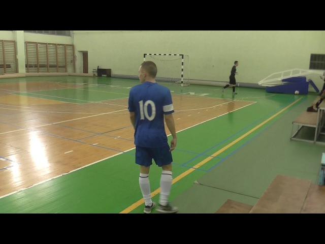 НМФЛ. Лига Чемпионов. Бэкстрит Бойз - Гольяновский Интер 7:5