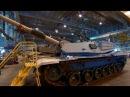 Как делают танки Абрамс.