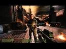 Quake 4 Sikkmod 1.1 Intro Cinematic - Air Defense Trenches - Hangar Perimeter