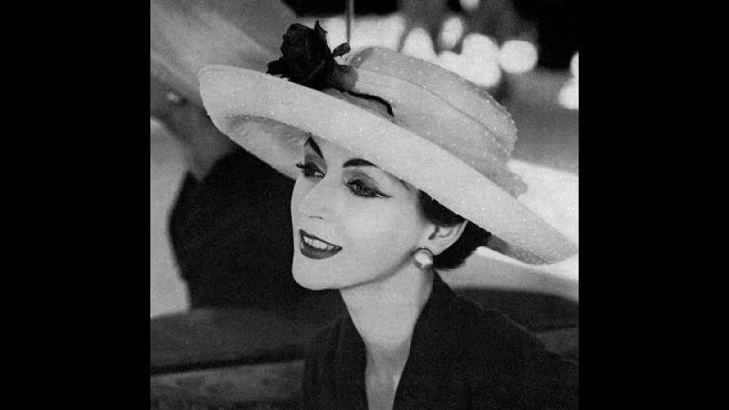 Dovima, the aristocratic supermodel