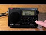Tecsun PL-660 Frequency Offset Calibration