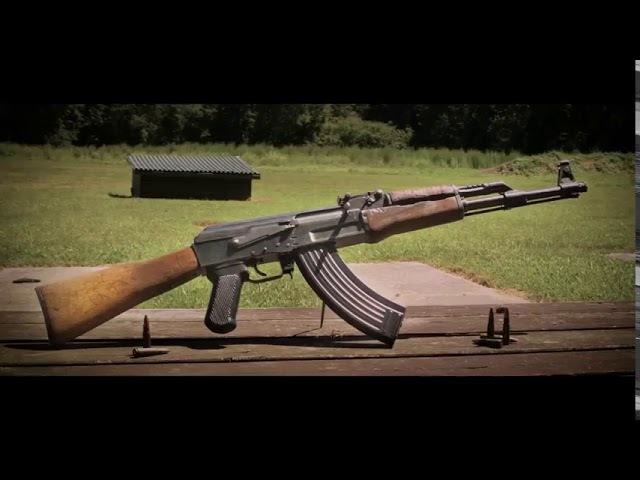 What happens inside AK 47 when he's at Work / Что происходит Внутри AK 47 когда он в Работе