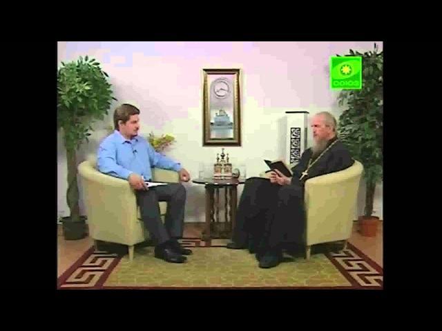 Смотреть всем! Священник на телеканале Союз против чипизации и УЭК!