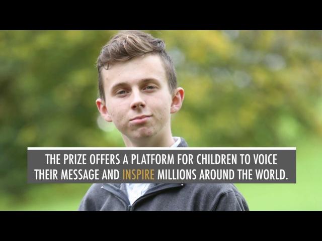 International Children's Peace Prize 2017 Finalist Tymon Radzik (16, Poland)