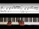 Funky in C - Improvisation │ Blues Piano Lesson 10