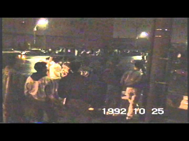 Part2 Drift tokyo Wharf 1992年埠頭ドリフト1992年10月19 25日