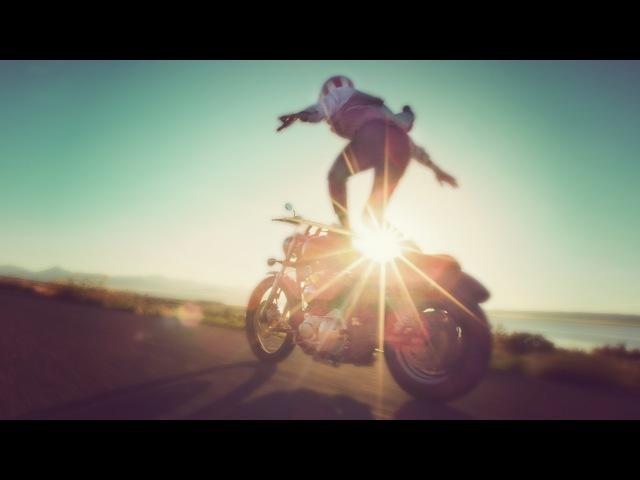 MOTORCYCLE SURFING! in 4K ULTRA HD ScottDW - Wilderness