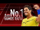 Rafa Nadal Returns To No. 1