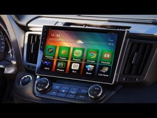 Оболочка для Android - изменение интерфейса автомагнитолы или планшета на Android.