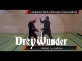 """Drey Wunder Lernhilfe - Ringen am Schwert - Begleitvideo zur HEMA Codex Artikel """"Ringen am Schwert"""""""