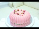Муссовый ГРАНАТОВЫЙ ТОРТ MOUSSE POMEGRANATE CAKE