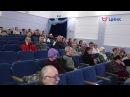 Встреча мэра наукограда с жителями Кольцово