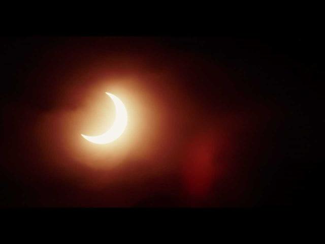 Solar Eclipse 2012 (4K Resolution)
