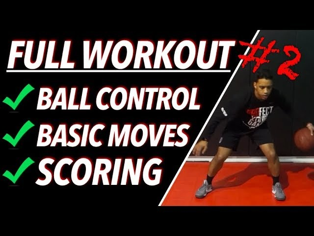 How To: Improve Your Handles | Full Ball Handling Workout 2 | Pro Training Basketball