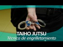 TAIHO JUTSU 9 sistema japonés defensa personal policial Técnica de engrilletamiento