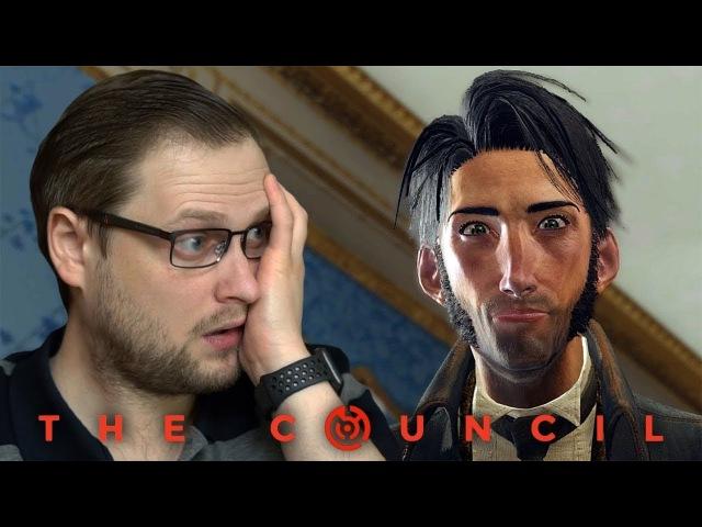 ТУПЕНЬКИЙ ЛУИ ► The Council 3