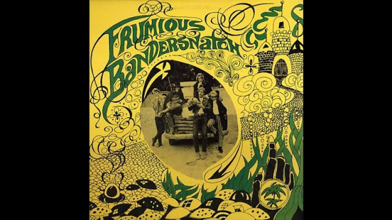 Frumious Bandersnatch - A Young Man's Song (1967-69) [Full Album] USA Psychedelic Rock/Acid blues..