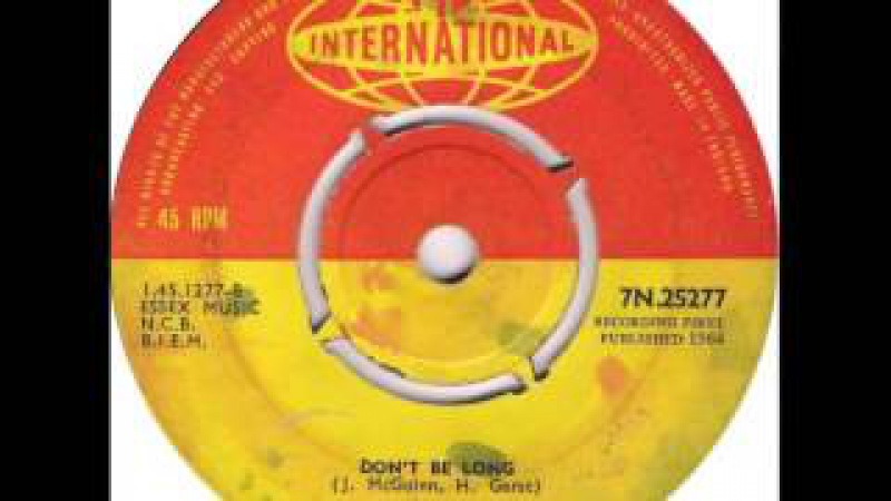 THE BEEFEATERS - Don't Be Long