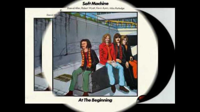 Soft Machine 1967 At the Beginning 01X02