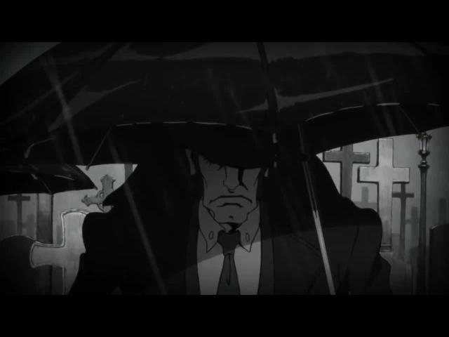 Люпен 3 Kaleo - Way Down We Go AMV anime MIX anime