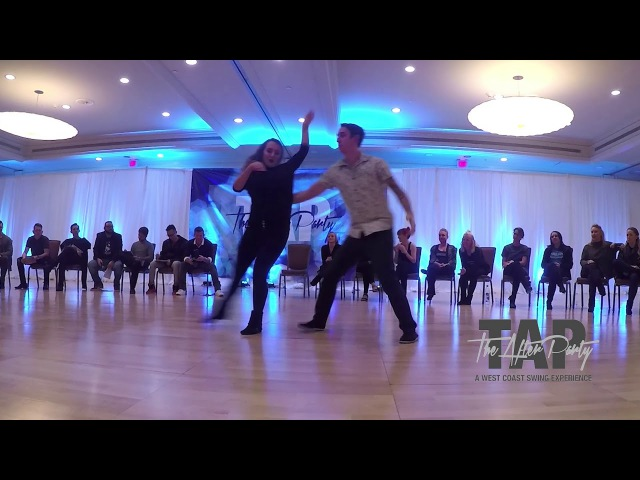 TAP 2017 Champ Inspirational JnJ Christopher Dumond and Beverly Brunerie