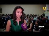 Новости UTV. В Салавате школьники воссоздали бал XIX века
