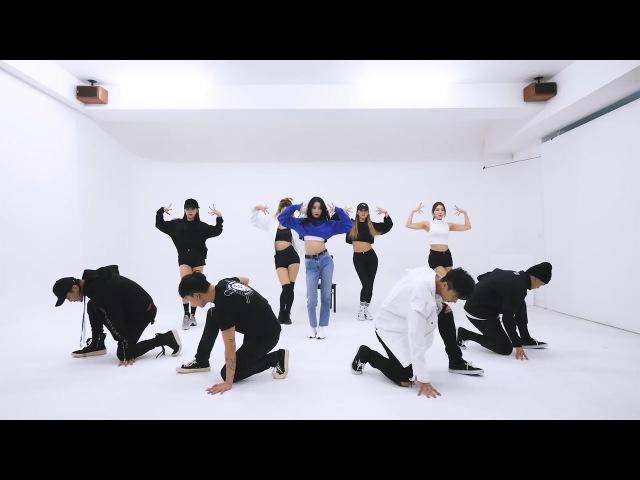 SUNMI (선미) - 주인공 Dance Practice (Mirrored)