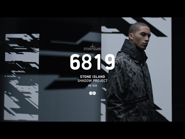 6819 Stone Island Shadow Project _ SS '018