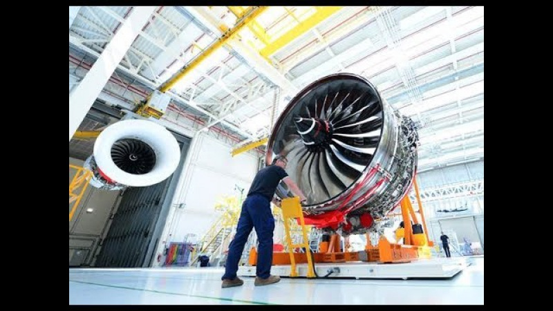 Rolls-Royce | How we assemble the Trent XWB the worlds most efficient aero engine