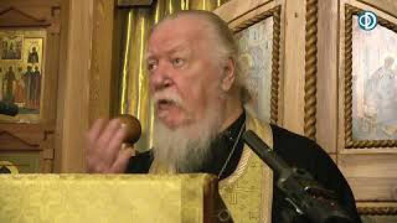 О. Дмитрий Смирнов. О гибнущей стране, безбожной тупой жизни и Божием человеке Се...